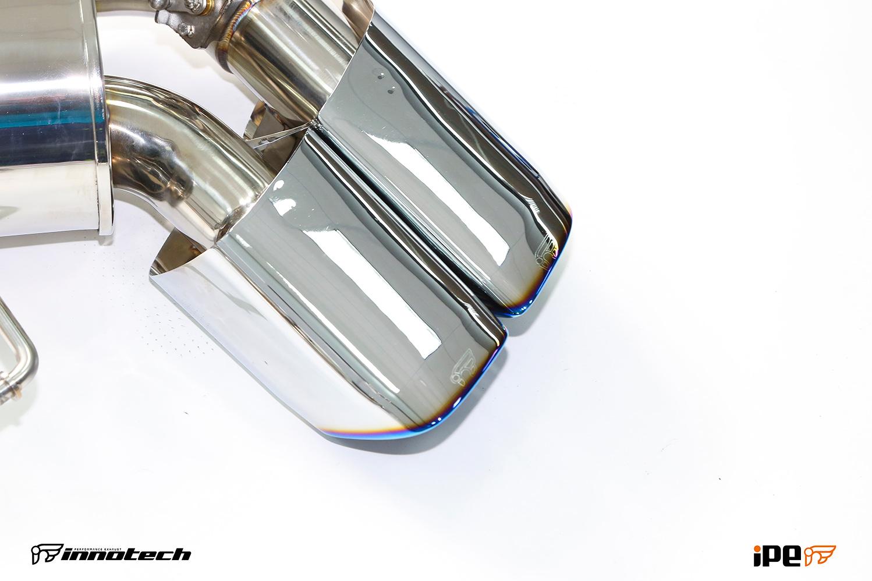 Porsche Macan 2.0 Exhaust