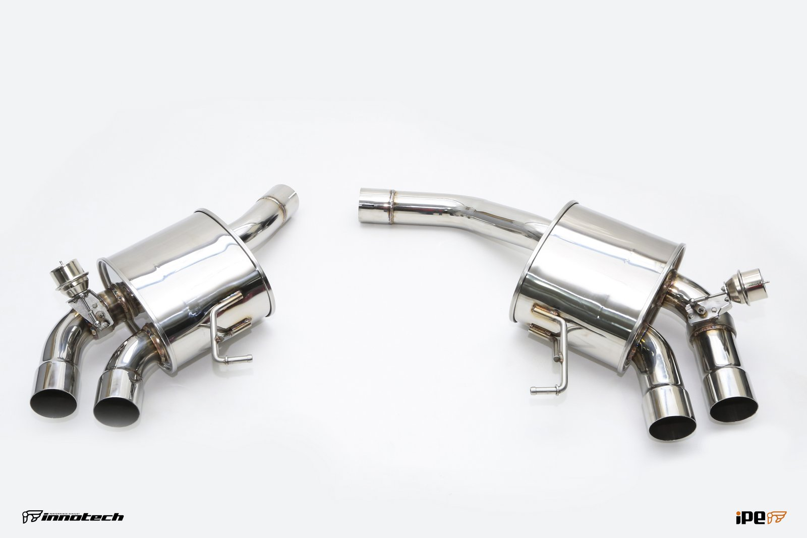 Porsche Macan Turbo IPE Exhaust discount