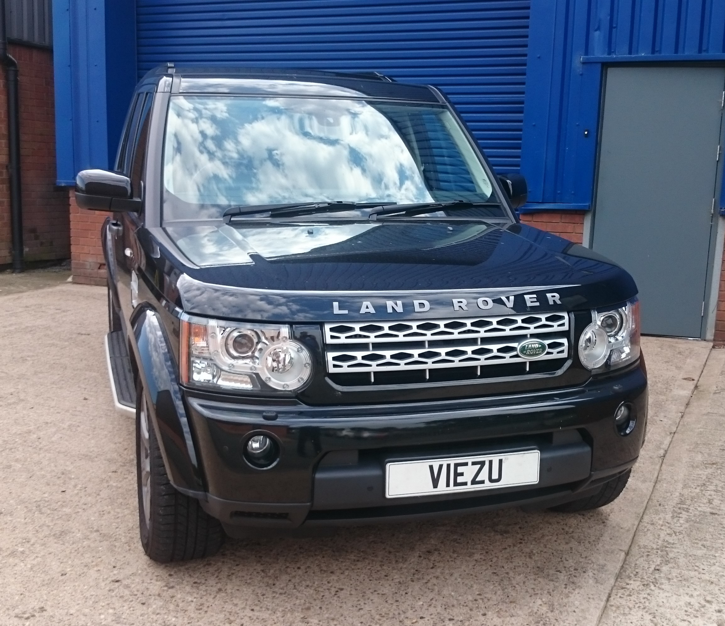 land rover discovery ecu remap