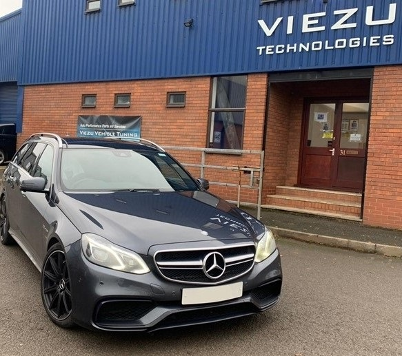 Mercedes AMG tuning and remapping