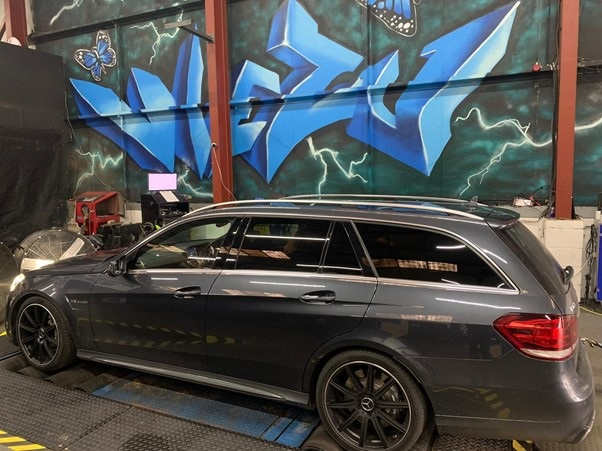 Mercedes tuning company