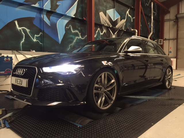 Audi RS6 Performance Tuning and Remapping